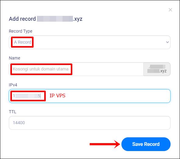 5 1 Input Form Add Record   Save Record (Edit)