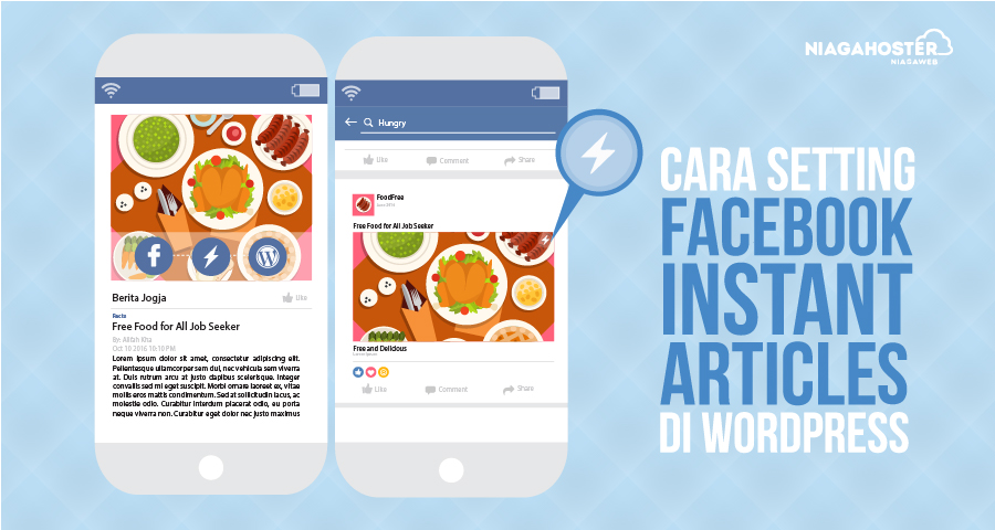 Cara Setting Facebook Instant Articles di WordPress