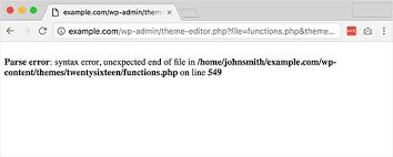 ilustrasi php error reporting
