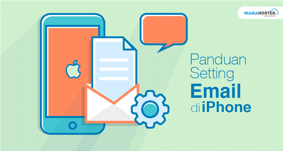 Panduan Setting Email di iPhone