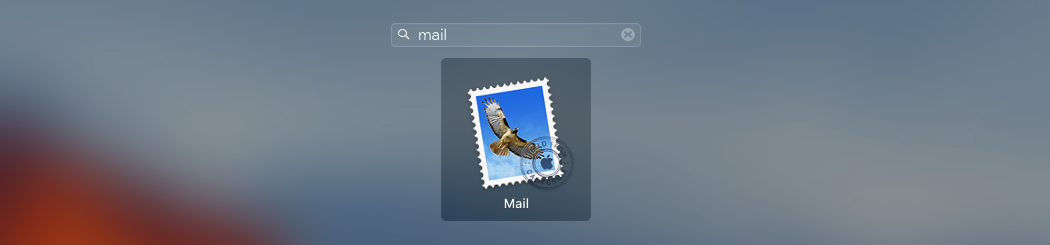 setting mac mail