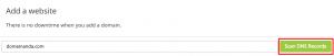 tambah domain di cloudflare