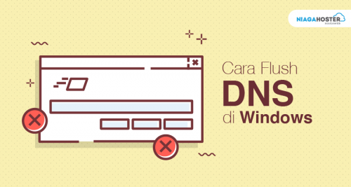 Cara Flush DNS di Windows