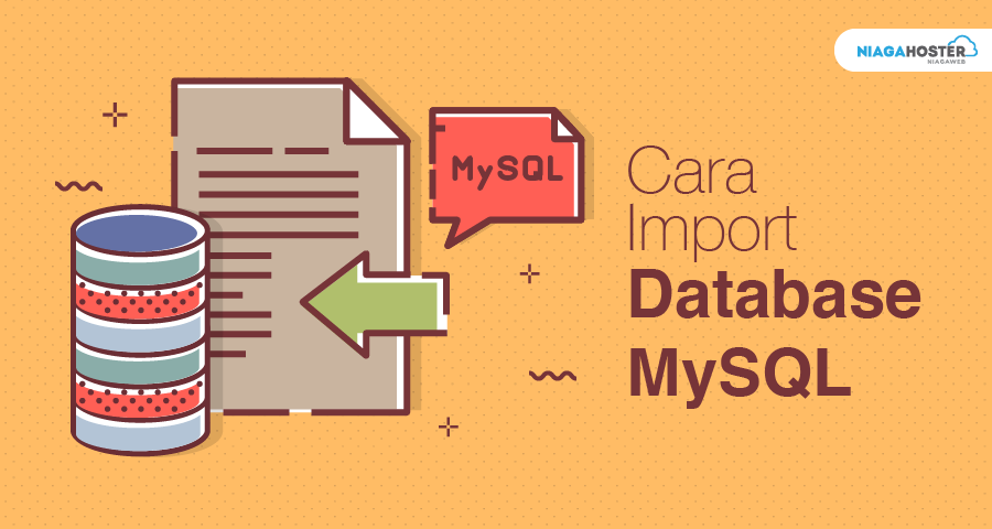 Cara Import Database MySQL