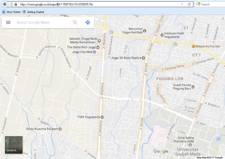 Cara Menambahkan Google Map di WordPress-min