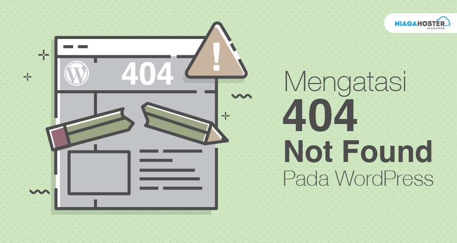 Mengatasi 404 Not Found pada WordPress