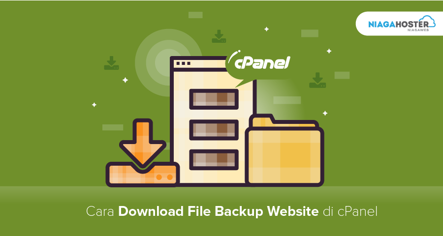 Cara Download File Backup Website di cPanel