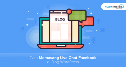 Cara Membuat Live Chat di Website dengan Facebook Messenger