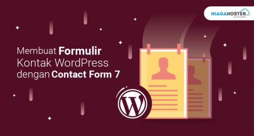 Membuat Formulir Kontak WordPress dengan Contact Form 7