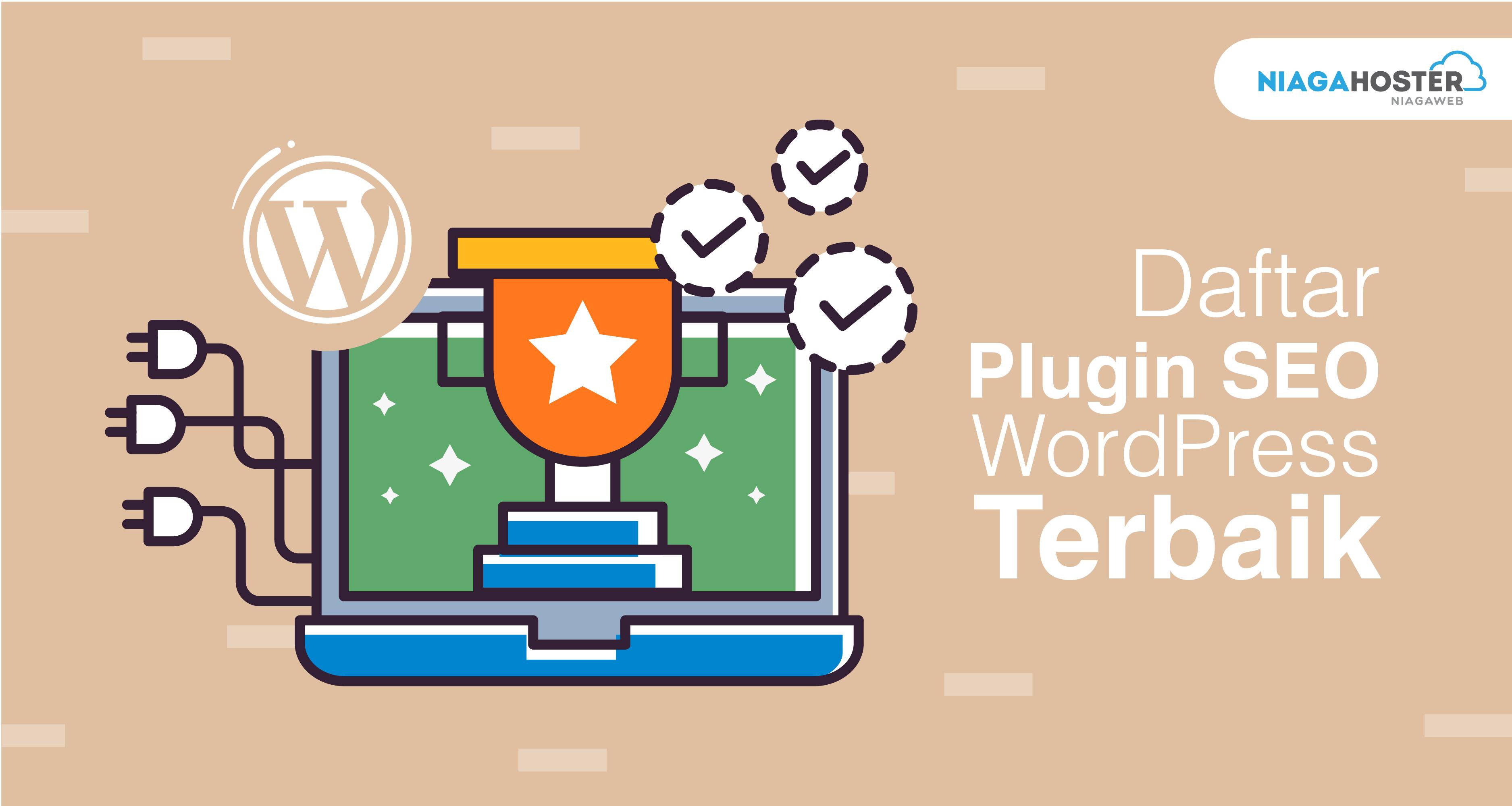 Daftar Plugin Seo WordPress Terbaik