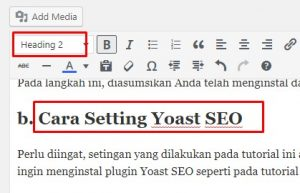 keyword di subjudul