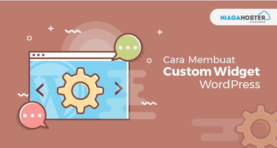 Cara Membuat Widget WordPress Kustom