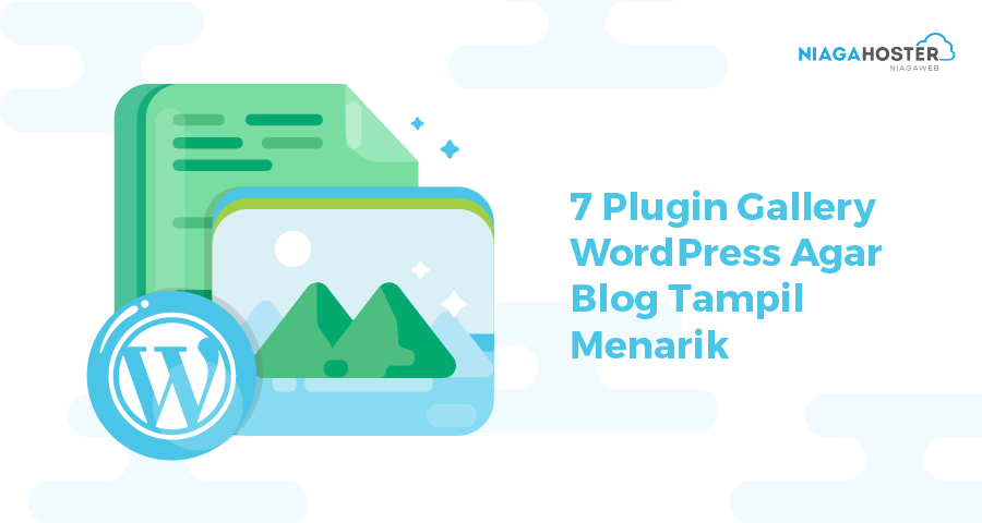 7 Plugin Gallery WordPress Agar Blog Tampil Menarik