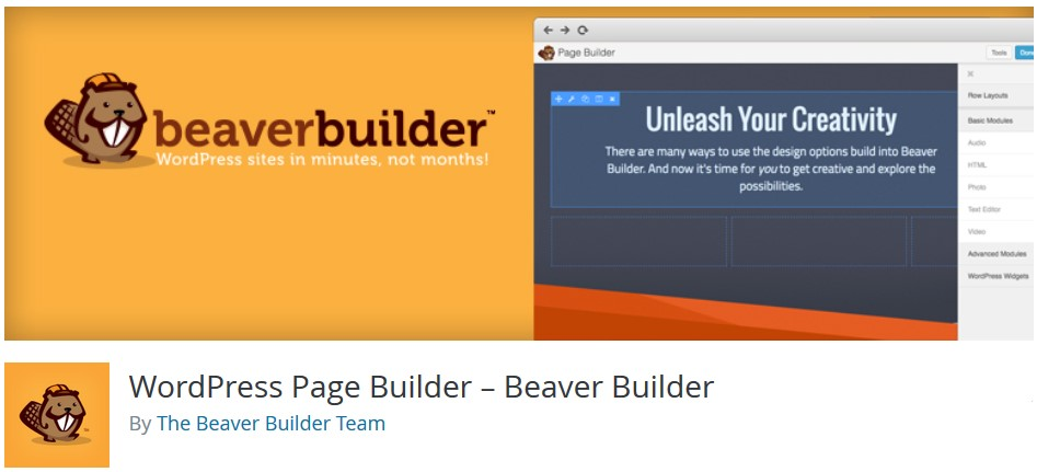 plugin wordpress page builder