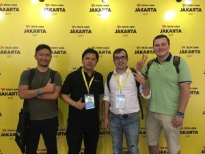 Niagahoster Tech in Asia Jakarta 2017