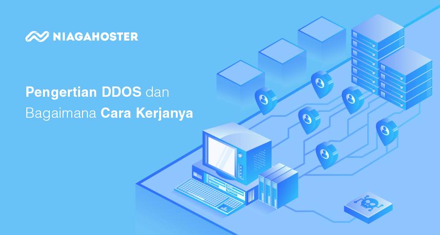 Pengertian DDOS dan Bagaimana Menanggulanginya