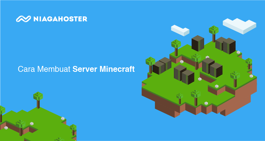Cara Membuat Server Minecraft_blog
