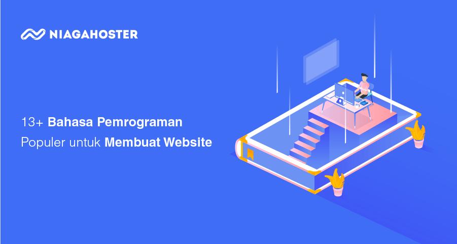 13+ Bahasa Pemrograman untuk Membuat Website