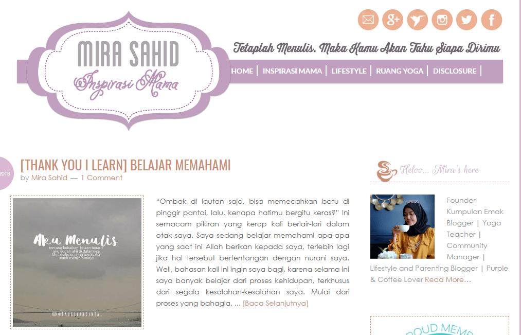 13. contoh blog mira sahid