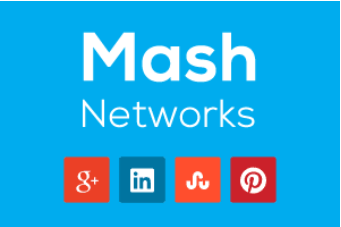 17. plugin social media wordpress terbaik mashshare