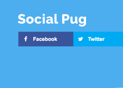 8. plugin social media wordpress terbaik pug