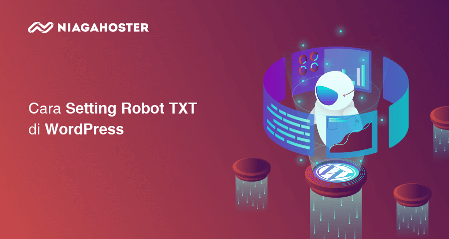Cara Setting Robot TXT di WordPress-resize
