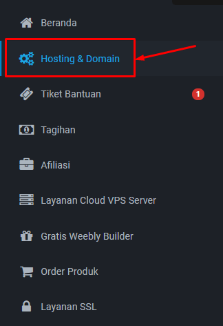 cara install wordpress niagahoster hosting