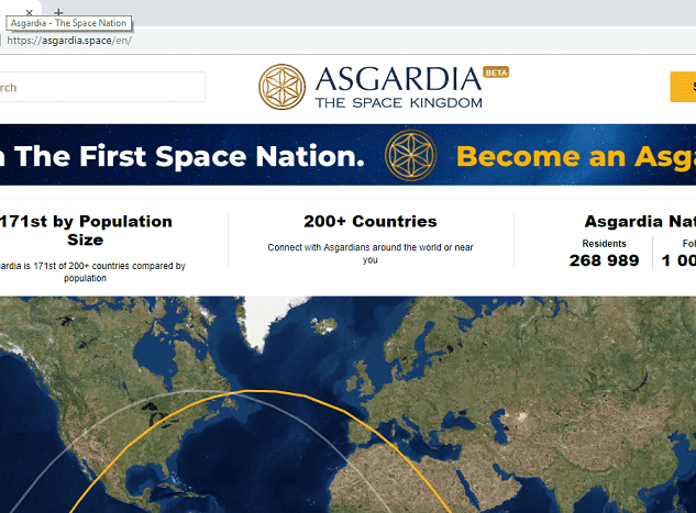 domain unik asgardia