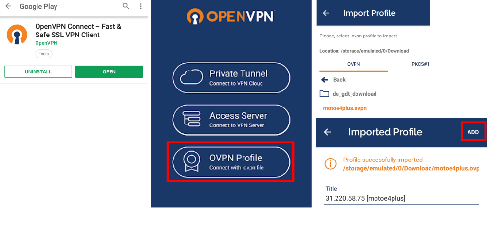 Cara membuat vpn server - 3