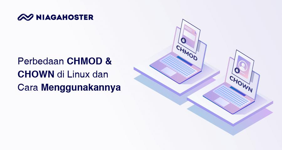 Perbedaan CHMOD dan CHOWN di Linux-01