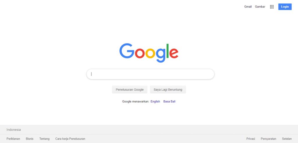 cara mendapatkan uang dari google search