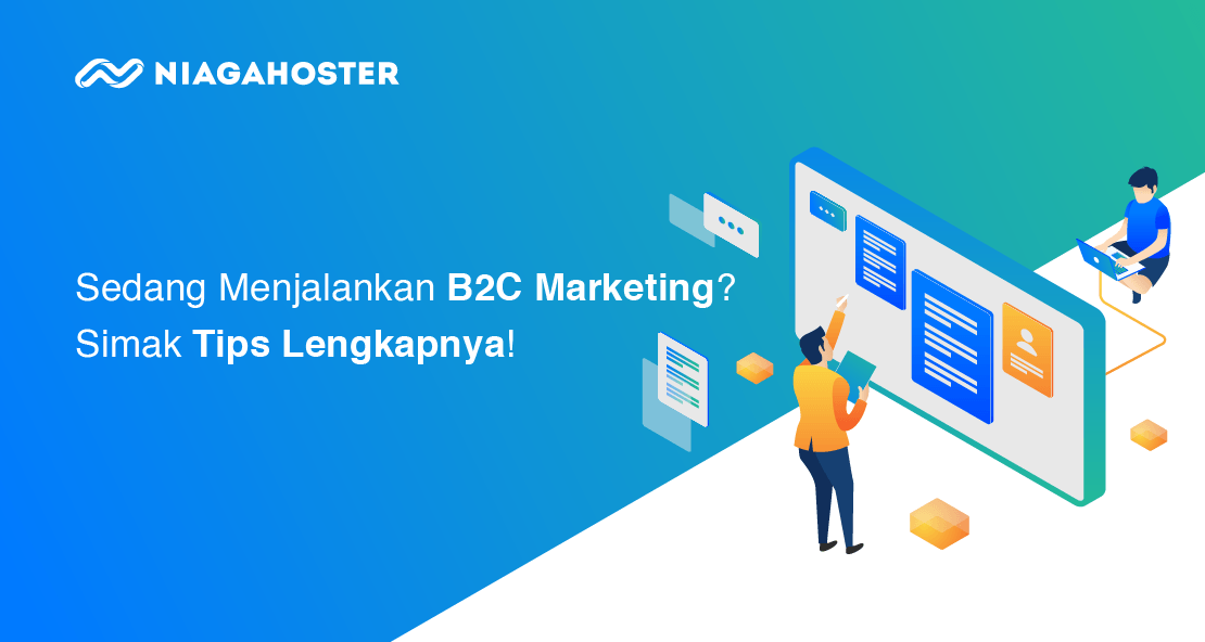 strategi b2c marketing