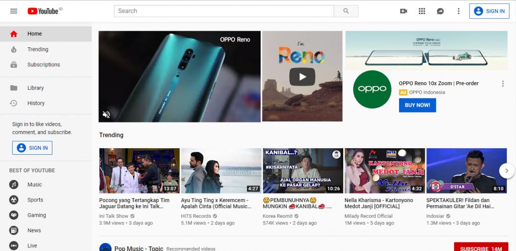 cara menghasilkan uang dari google youtube