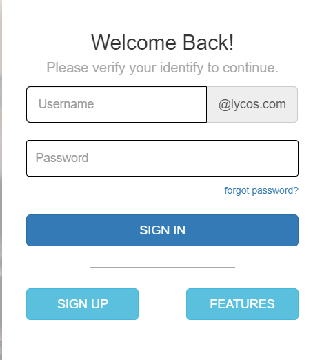 lycos email gratis