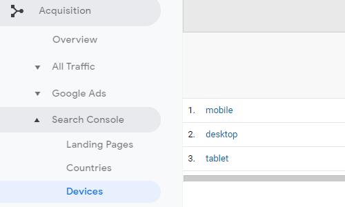 kompatibilitas browser google analytics