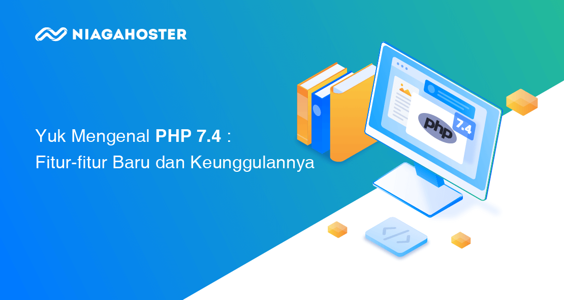 Featured image PHP 7.4