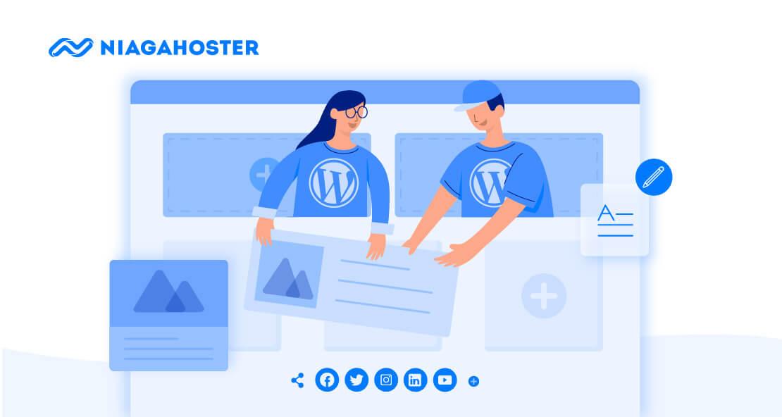Featured image WordPress 5.4