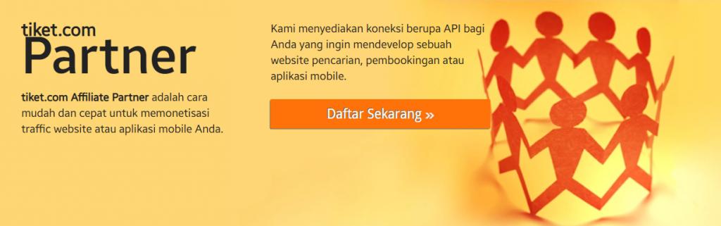 banner tiket.com partner