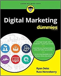 Buku Digital Marketing for Dummies