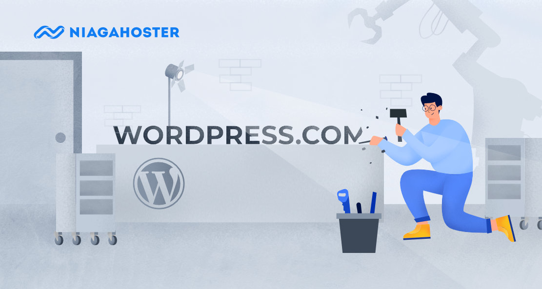Featured image custom domain WordPress