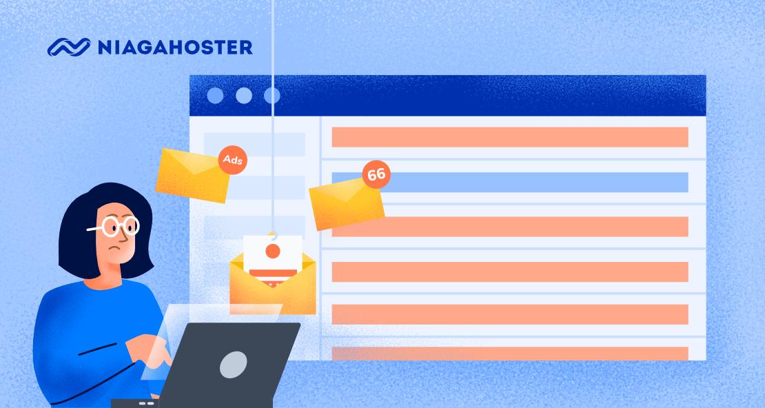 Apa itu email spam? Berikut cara mengatasinya