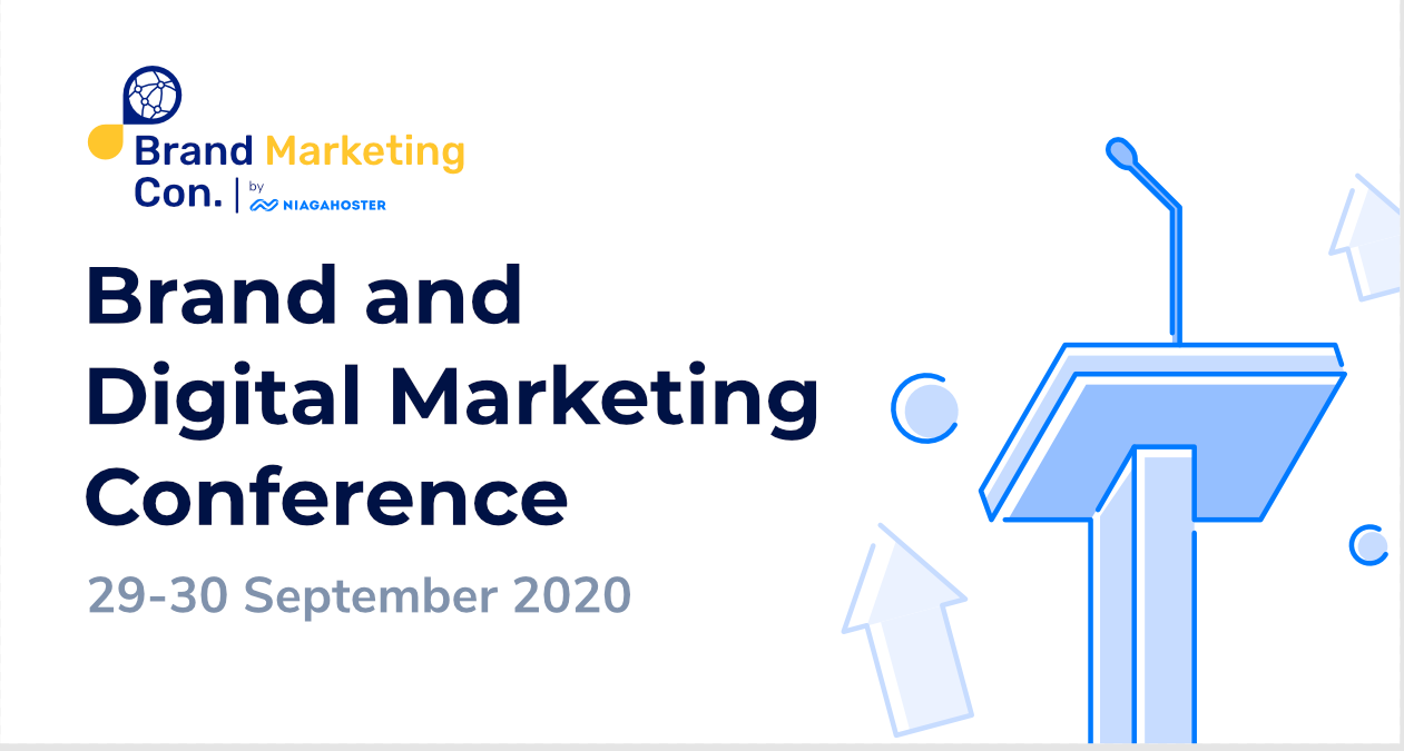 Brand Marketing Con. 2020 by Niagahoster
