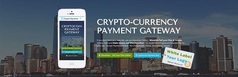 plugin membership wordpress GoUrl Bitcoin Payment Gateway & Paid Downloads & Membership