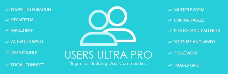 plugin membership wordpress gratis salah satunya adalah Users Ultra Membership Plugin