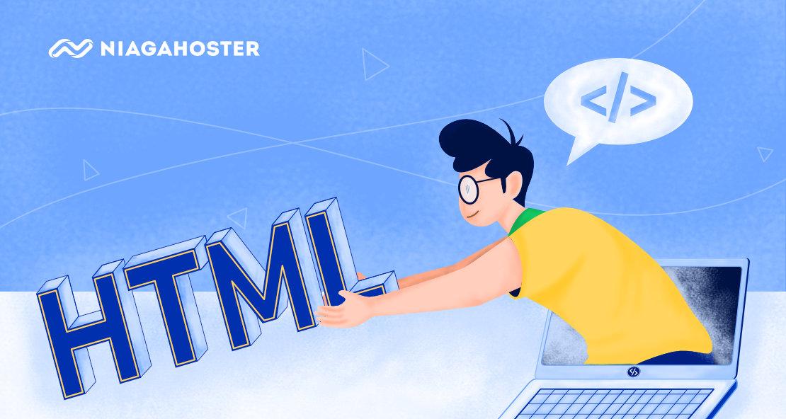Coding HTML Dasar untuk Blogger