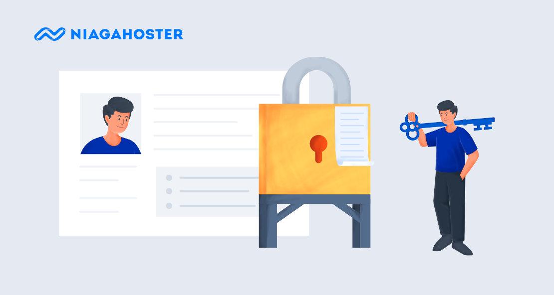 cara membuat privacy policy mudah di blog