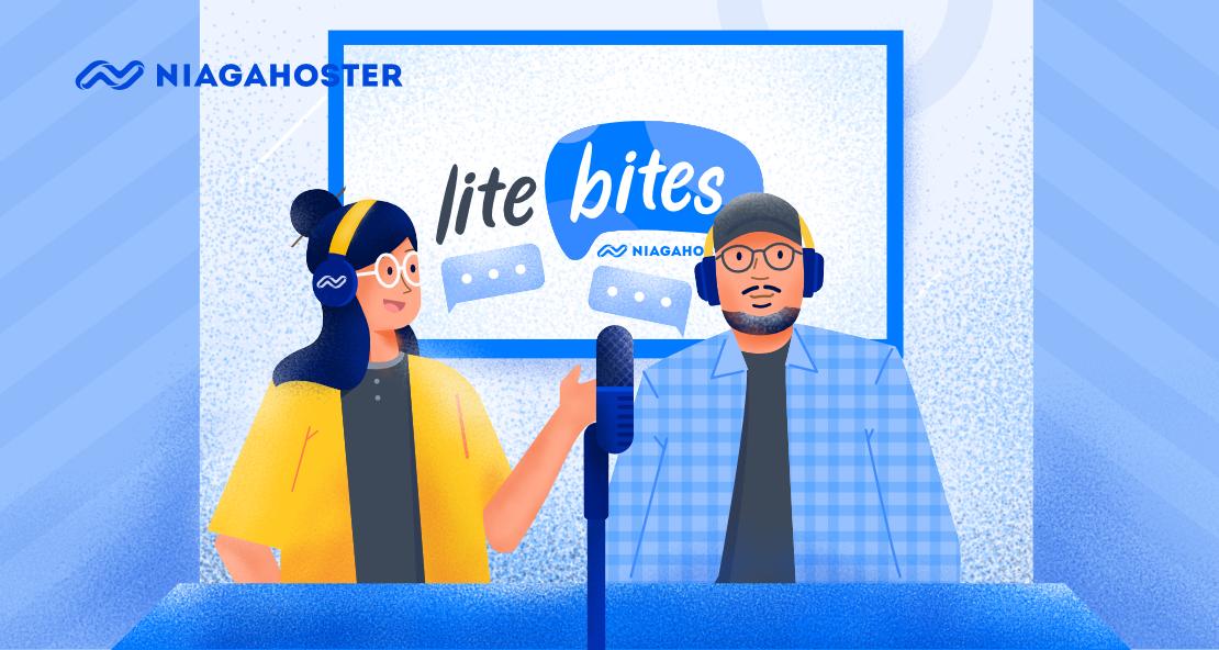 Niagahoster Lite Bites 11.0: Branding Strategy melalui Podcast