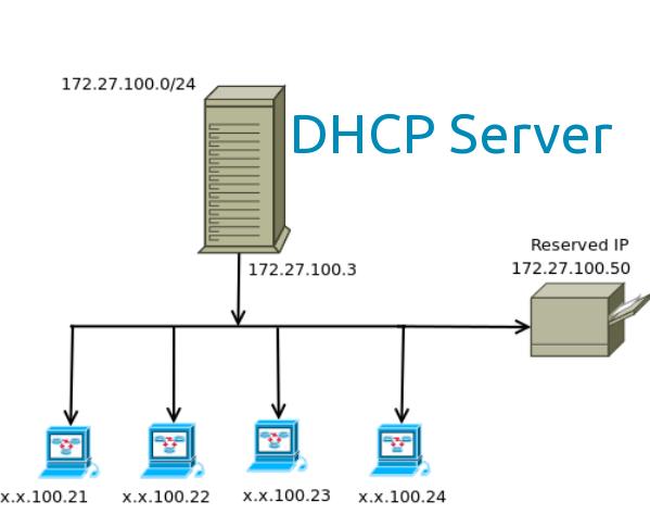 Perbedaan DHCP Server dan DHCP Client
