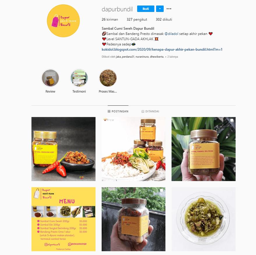 Cara Mendapatkan Uang dari Instagram Menjual Produk Sendiri