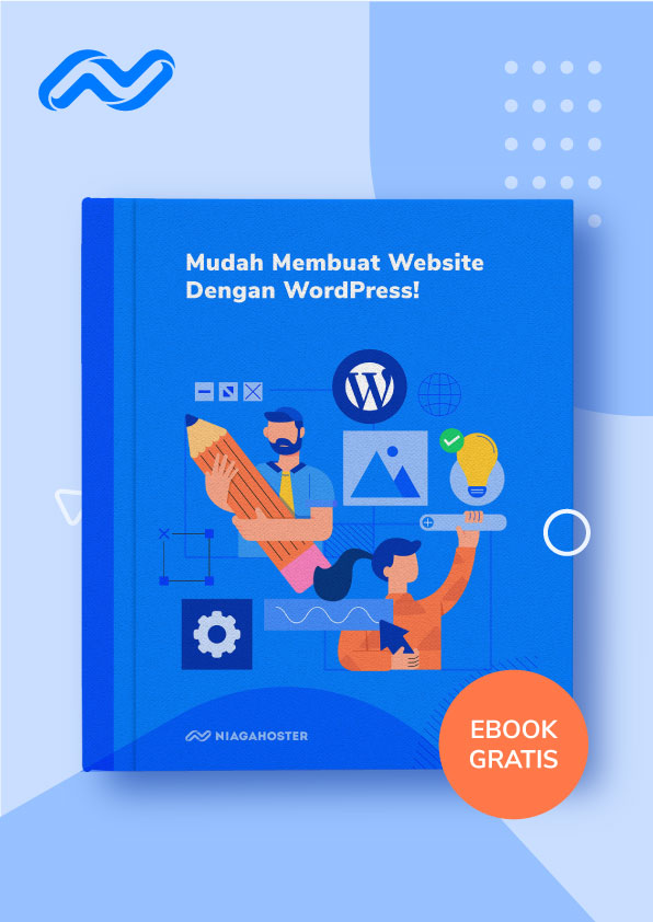 ebook membuat website dengan wordpress